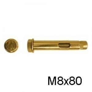 СВФС Анкерный болт М8х80 (80 шт) : фото из каталога stroymat.msk.ru