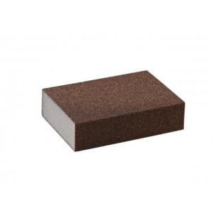 Блок для шлифования FLEXIFOAM ZF Р120 96х69х26мм (60) : фото из каталога stroymat.msk.ru