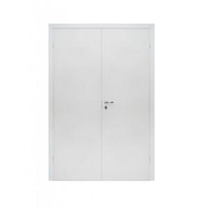 ОЛОВИ Дверное полотно двупольное с четвертью гладкое крашеное глухое : фото из каталога stroymat.msk.ru