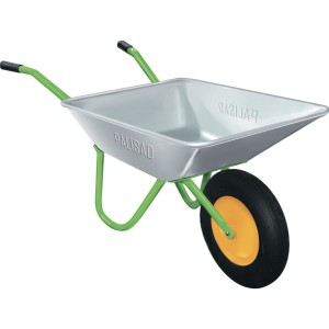 Тачка садовая, грузоподъемность 100 кг, объем 65 л// PALISAD : фото из каталога stroymat.msk.ru